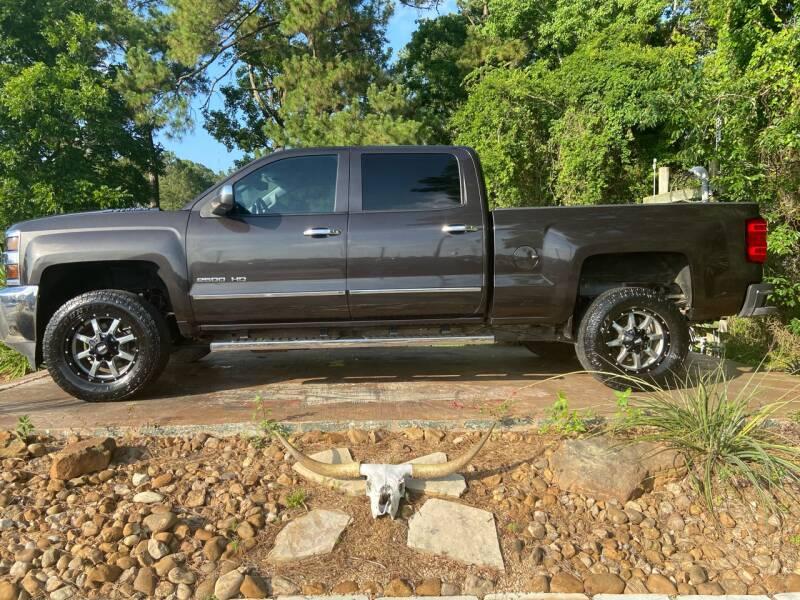 2015 Chevrolet Silverado 2500HD for sale at Texas Truck Sales in Dickinson TX