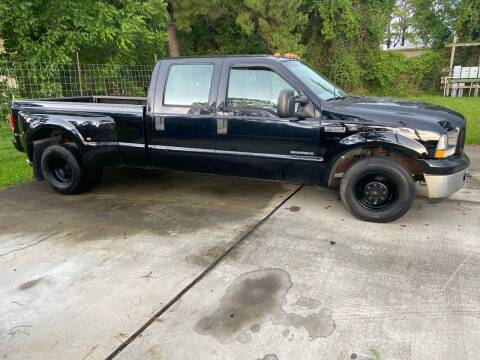 2002 Ford F-350 Super Duty for sale at Texas Truck Sales in Dickinson TX