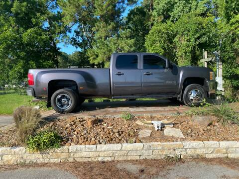 2011 Chevrolet Silverado 3500HD for sale at Texas Truck Sales in Dickinson TX