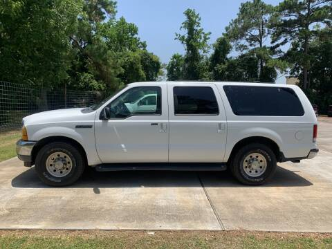 2000 Ford Excursion for sale at Texas Truck Sales in Dickinson TX