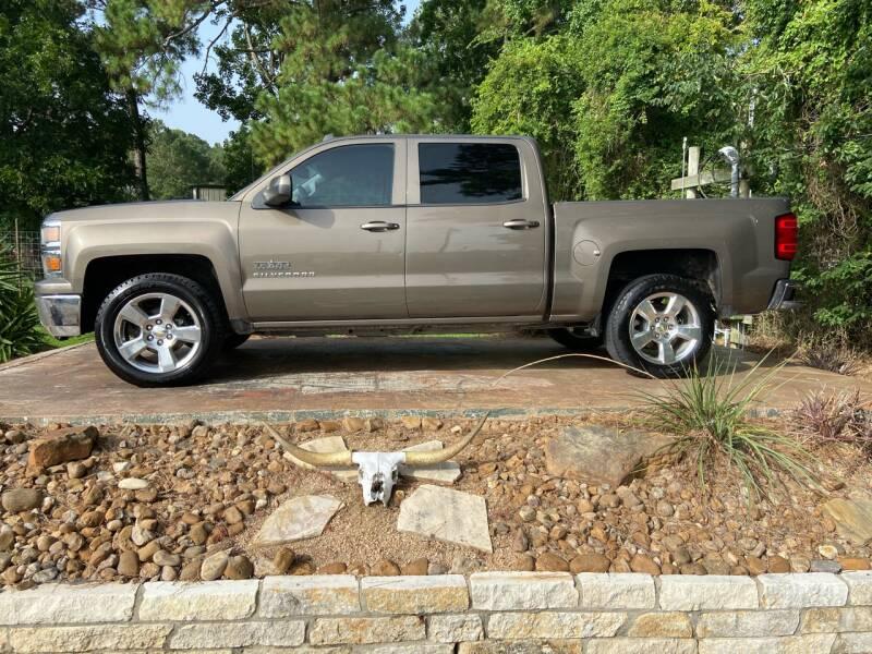 2014 Chevrolet Silverado 1500 for sale at Texas Truck Sales in Dickinson TX