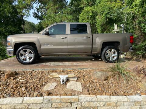 2014 Chevrolet Silverado 1500 for sale at Texas Truck Sales in Dickinson TX