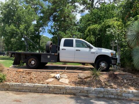 2007 Dodge Ram Chassis 3500 for sale at Texas Truck Sales in Dickinson TX