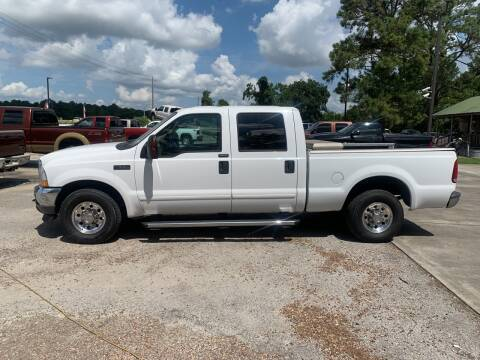 2004 Ford F-250 Super Duty for sale at Texas Truck Sales in Dickinson TX