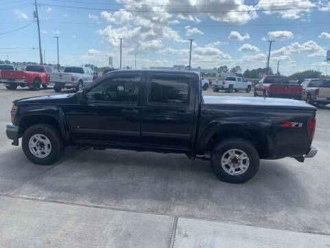 2008 Chevrolet Colorado for sale at Texas Truck Sales in Dickinson TX