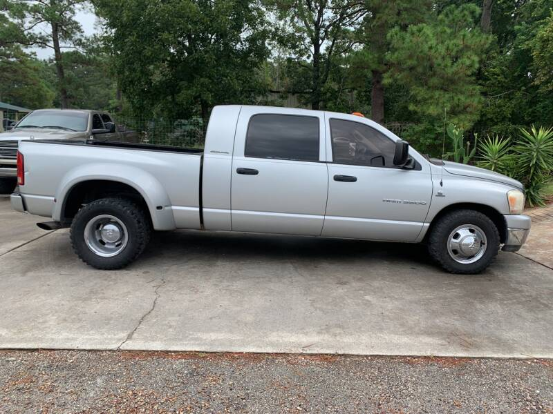 2006 Dodge Ram Pickup 3500 for sale at Texas Truck Sales in Dickinson TX