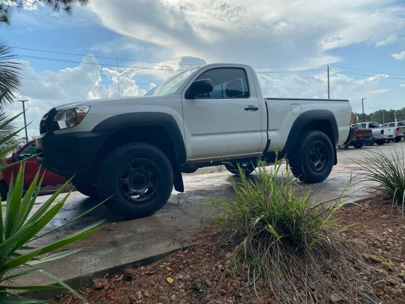 2014 Toyota Tacoma for sale at Texas Truck Sales in Dickinson TX