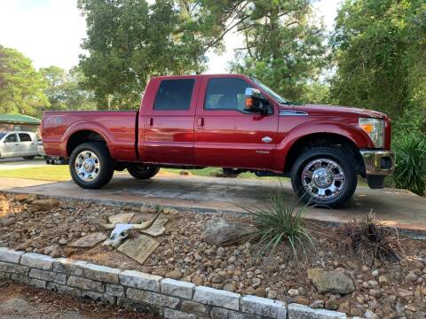 2015 Ford F-250 Super Duty for sale at Texas Truck Sales in Dickinson TX