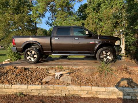 2010 Dodge Ram Pickup 2500 for sale at Texas Truck Sales in Dickinson TX