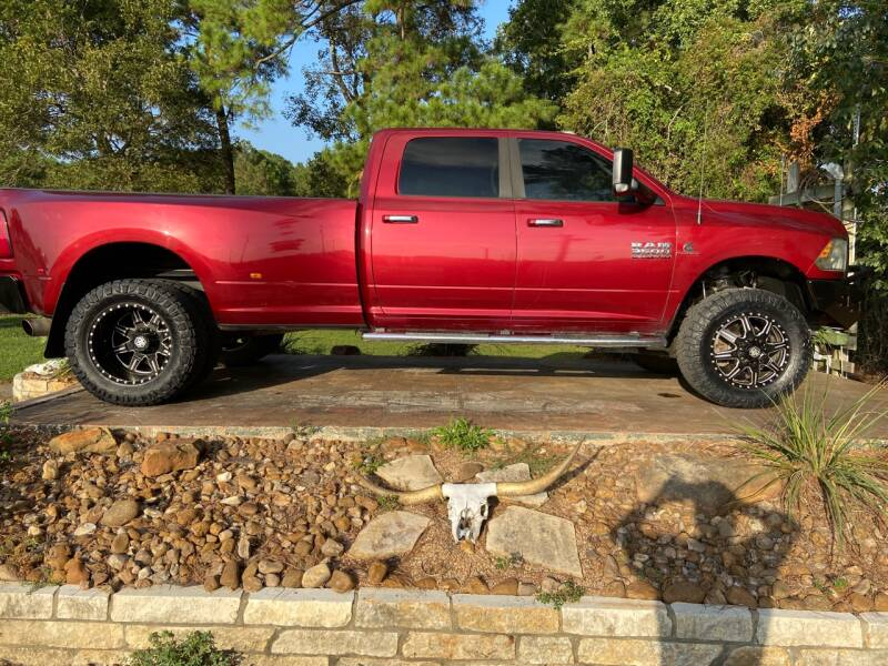2015 RAM Ram Pickup 3500 for sale at Texas Truck Sales in Dickinson TX
