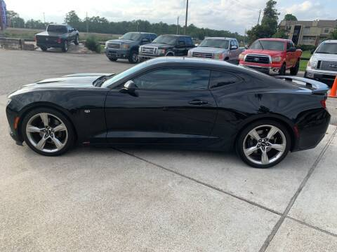 2018 Chevrolet Camaro for sale at Texas Truck Sales in Dickinson TX