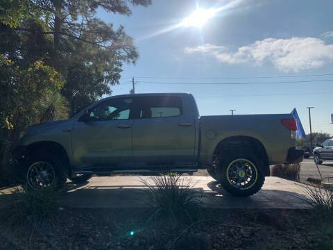 2012 Toyota Tundra for sale at Texas Truck Sales in Dickinson TX