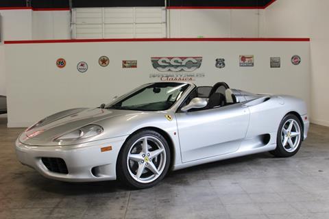 2000 Ferrari 360 Modena for sale in Fairfield, CA