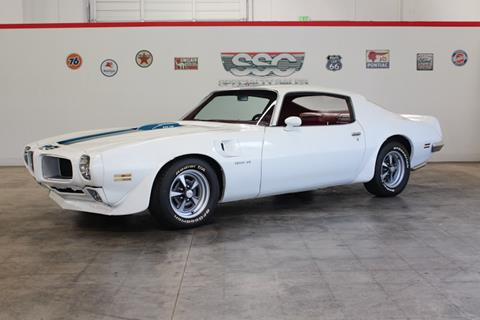 1970 Pontiac Firebird for sale in Fairfield, CA