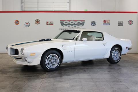1972 Pontiac Firebird for sale in Fairfield, CA