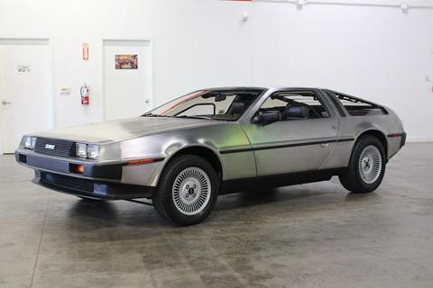 1981 DeLorean DMC-12 for sale in Fairfield, CA