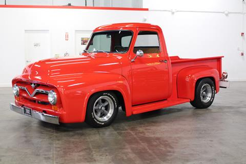 1955 Ford F-100 for sale in Fairfield, CA