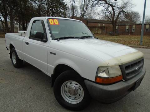 2000 Ford Ranger for sale in Kansas City, MO
