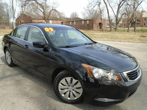2009 Honda Accord for sale in Kansas City, MO