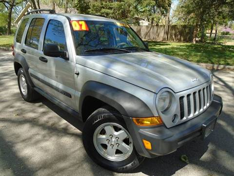 2007 Jeep Liberty for sale in Kansas City, MO