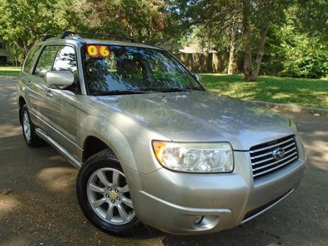 2006 Subaru Forester for sale in Kansas City, MO