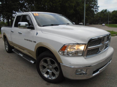 2011 RAM Ram Pickup 1500 for sale at Sunshine Auto Sales in Kansas City MO