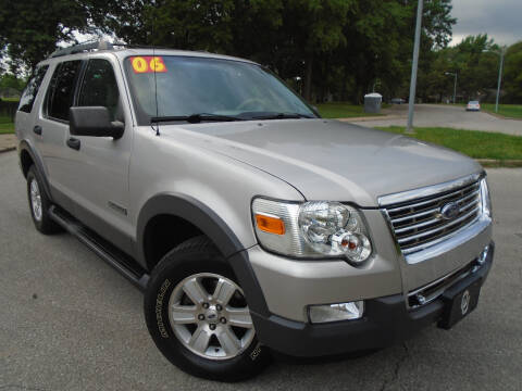 2006 Ford Explorer for sale at Sunshine Auto Sales in Kansas City MO