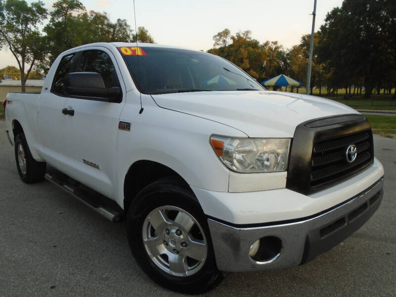2007 Toyota Tundra for sale at Sunshine Auto Sales in Kansas City MO