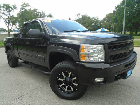 2012 Chevrolet Silverado 1500 for sale at Sunshine Auto Sales in Kansas City MO