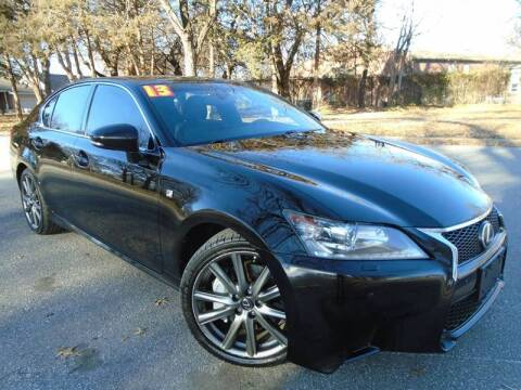 2013 Lexus GS 350 for sale at Sunshine Auto Sales in Kansas City MO