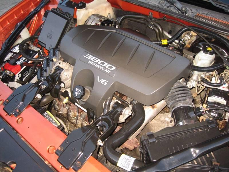 2004 Pontiac Grand Prix GT2 4dr Sedan - Leitchfield KY