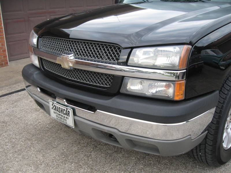 2003 Chevrolet Silverado 1500 4dr Extended Cab LS 4WD SB - Leitchfield KY