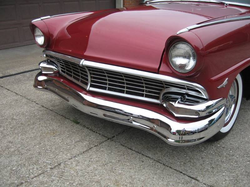 1956 Ford Fairlane 2 door Sedan - Leitchfield KY