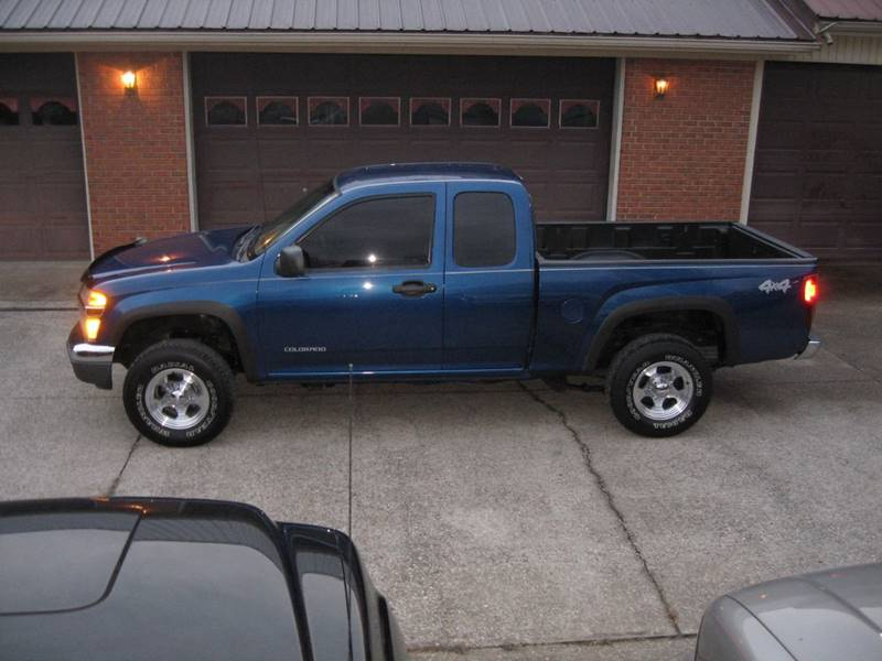 2005 Chevrolet Colorado 4dr Extended Cab Z85 4WD SB - Leitchfield KY