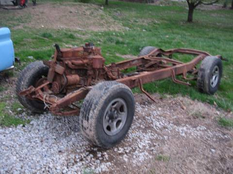 1946 Chevrolet 1/2 ton Truck for sale in Leitchfield, KY
