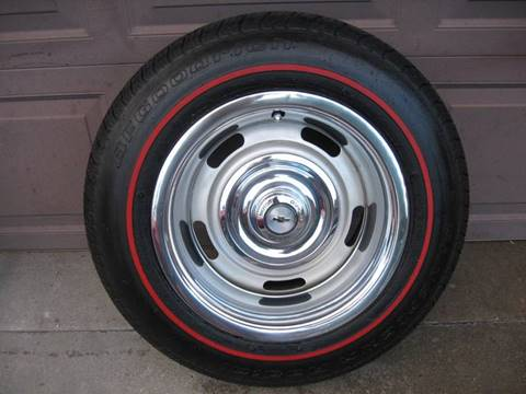 1968 Chervrolet Corvette Rally Wheels for sale in Leitchfield, KY