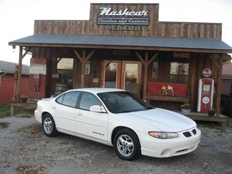 2002 Pontiac Grand Prix for sale in Leitchfield, KY