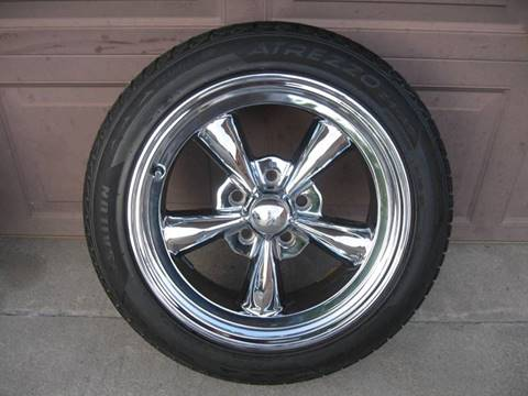 2011 Vision 5 Spoke Alloy Rims & Tires for sale in Leitchfield, KY