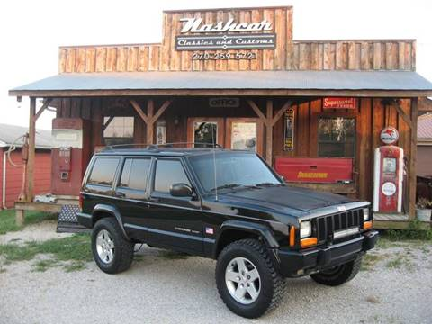 1999 Jeep Cherokee for sale in Leitchfield, KY