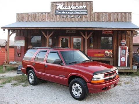 2002 Chevrolet Blazer for sale in Leitchfield, KY