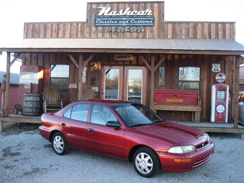 1997 GEO Prizm for sale in Leitchfield, KY