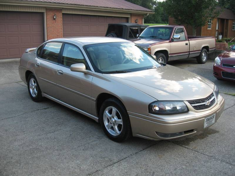 2005 Chevrolet Impala LS 4dr Sedan - Leitchfield KY