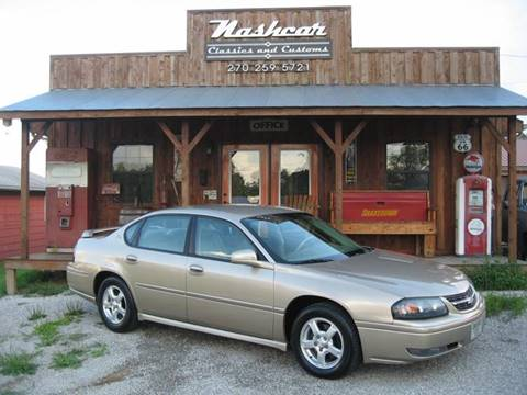 2005 Chevrolet Impala for sale in Leitchfield, KY
