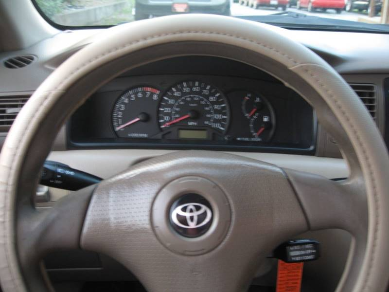 2004 Toyota Corolla CE 4dr Sedan - Leitchfield KY