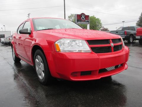 2009 Dodge Avenger for sale in Clinton Twp, MI