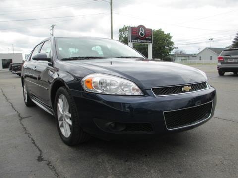 2012 Chevrolet Impala for sale in Clinton Twp, MI