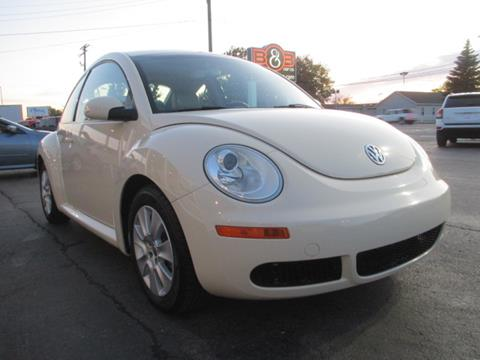 2010 Volkswagen New Beetle for sale in Clinton Twp, MI