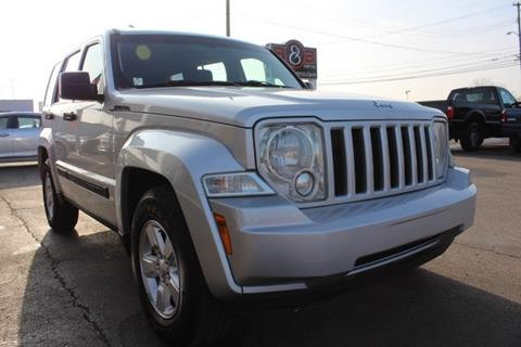 2009 Jeep Liberty for sale in Clinton Twp, MI