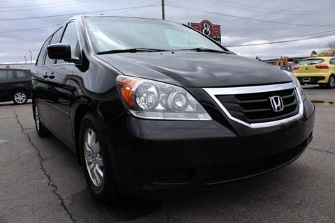 2010 Honda Odyssey for sale in Clinton Twp, MI