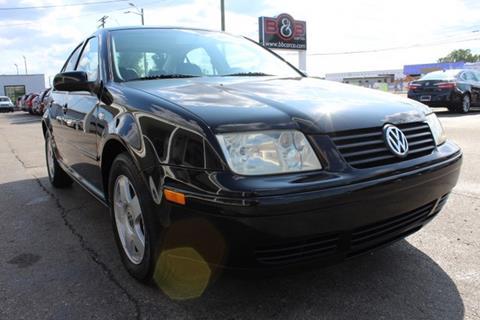 2001 Volkswagen Jetta for sale in Clinton Twp, MI